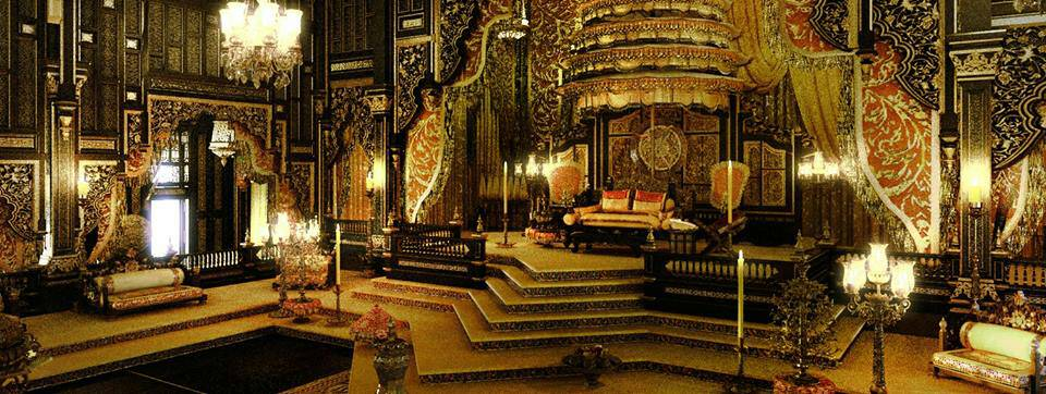 Istana Sultan Perak Di Indera Sakti